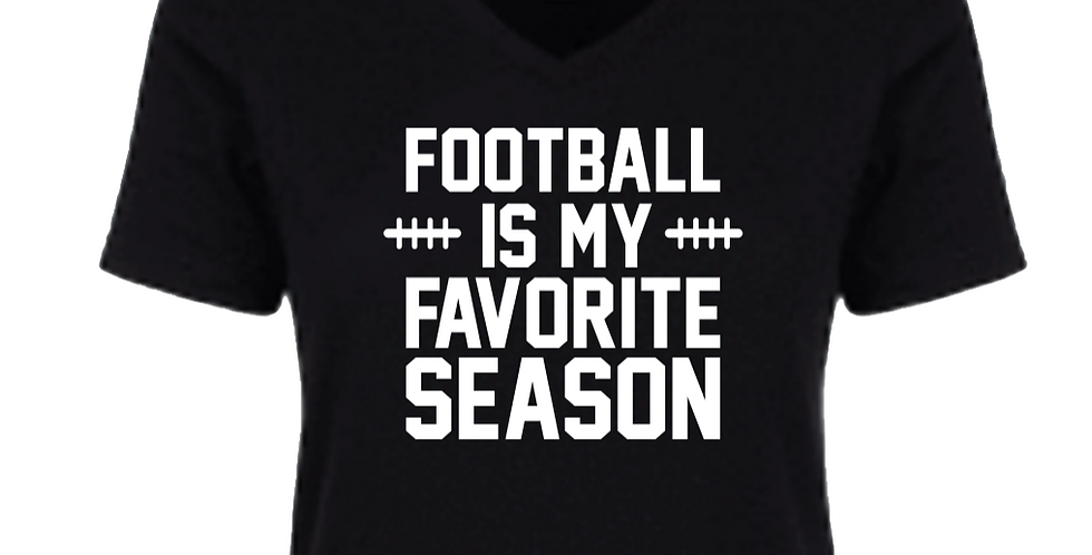 Football Is My Favorite Season Shirt