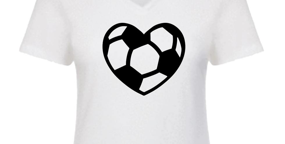 Soccer Heart Shirt