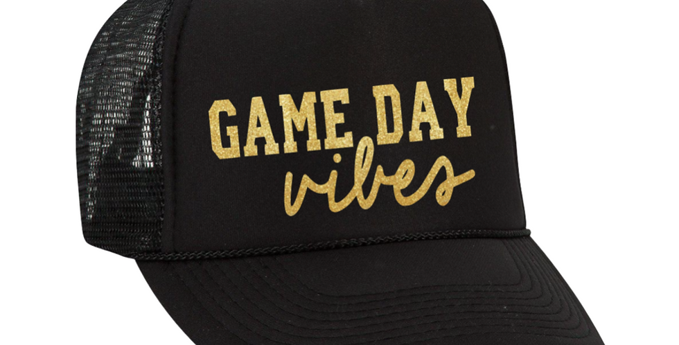 Game Day Vibes Hat