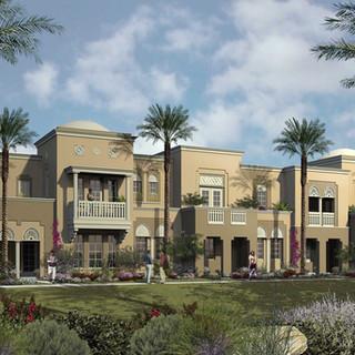 Residential Townhome Prototypes | Dubai, UAE