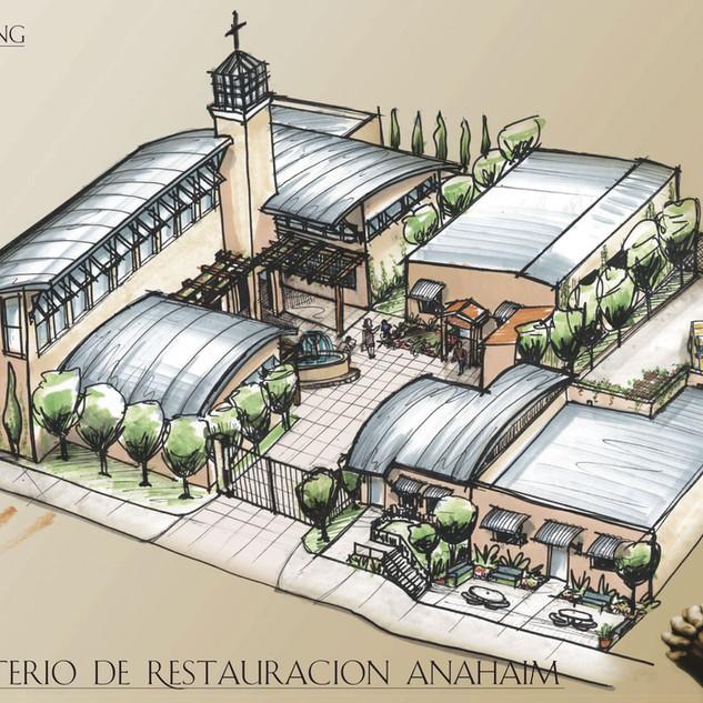 Ministerio de Restauracion Anaheim | Juarez, Mexico