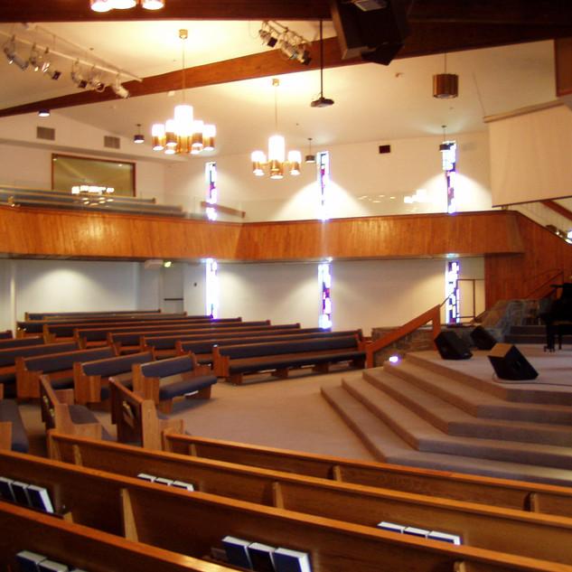 Richfield Community Church   Yorba Linda, CA