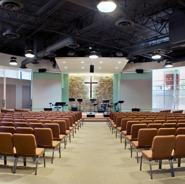 Friends Community Church   Brea, CA