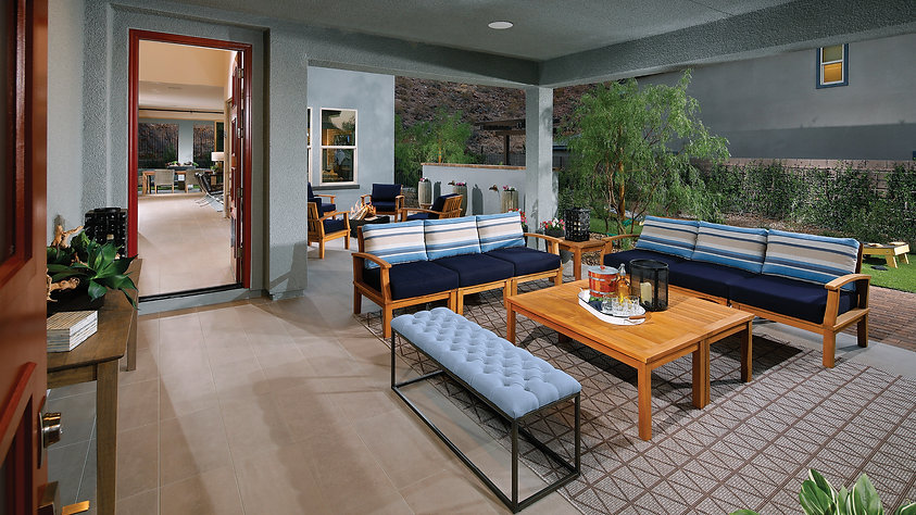 WHA | Outdoor Rooms