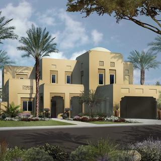 Residential SF Villa Prototypes | Dubai, UAE