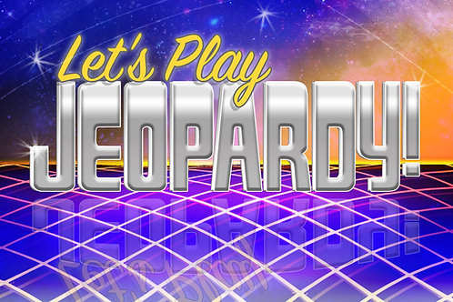 Let's Play Jeopardy - Pastor Gerald Brooks