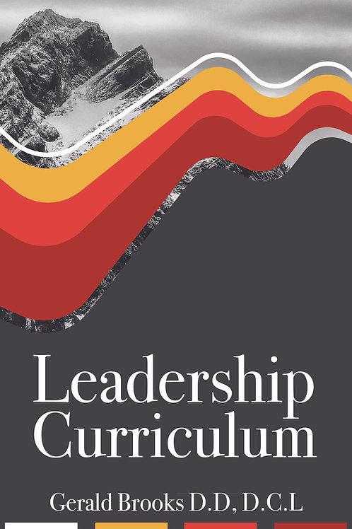 Leadership Curriculum