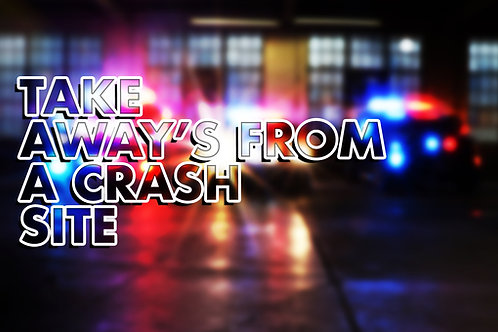 Takeaways From A Crash Site - Pastor Gerald Brooks