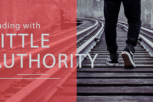 Leading with Little Authority