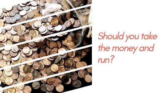 Show me the money: When is a cash settlement in the client's best interest?