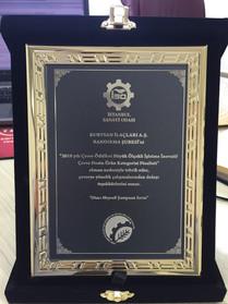 Kurtsan Sürdürülebilirlik Ödülü