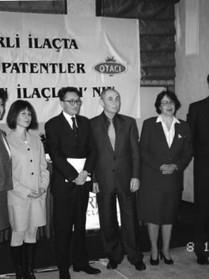 İlk Yerli İlaç Patenti