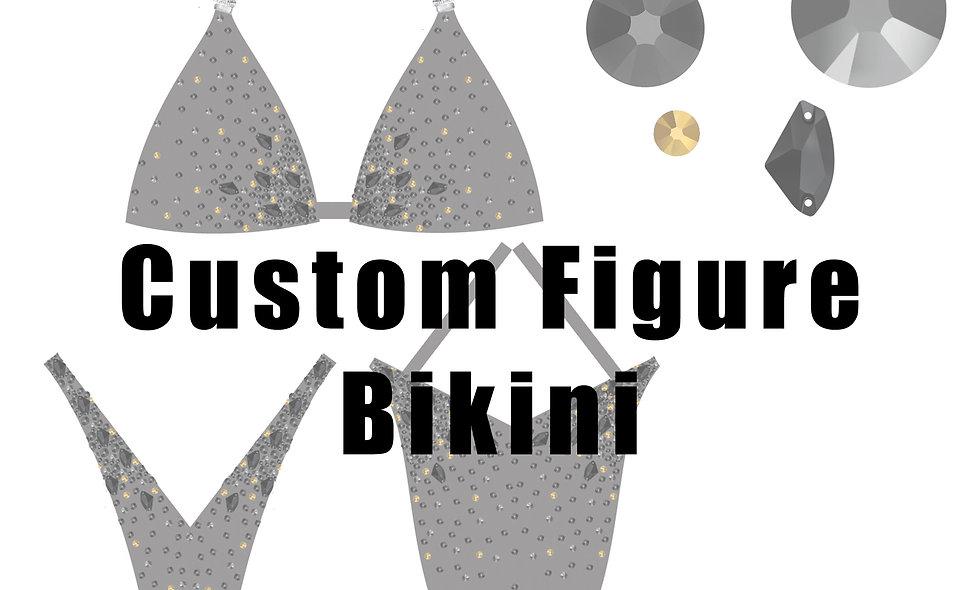 Custom figure Bikini Deposit