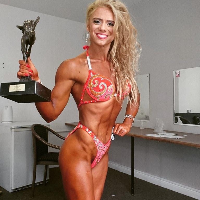 UKBFF body fitness, Mariya Petrova 2018