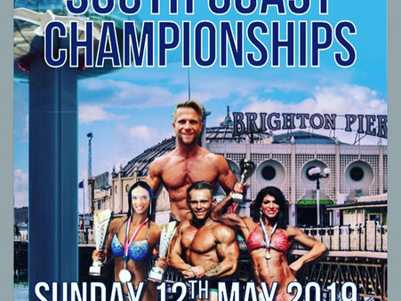 Save the Date 12 May! UKBFF is coming to Brighton!