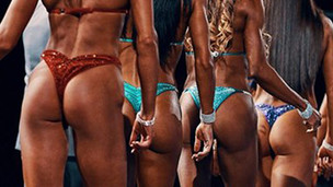 which bikini bum shape should I wear?