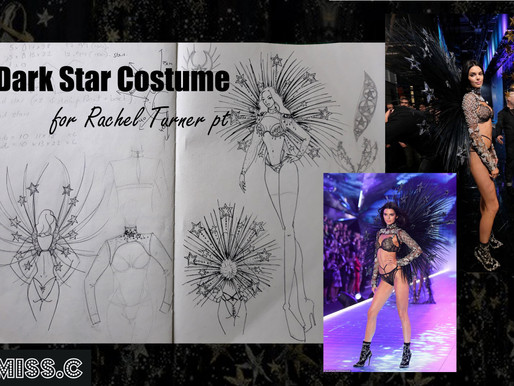 Dark star WBFF Costume