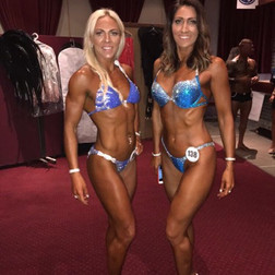 donna and lisa Pure Elite 2019