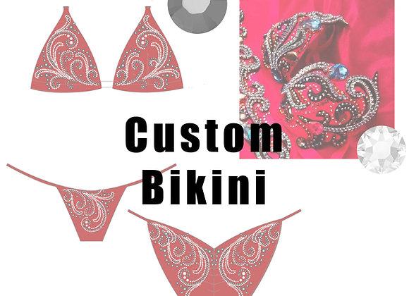 Custom Competition Bikini Deposit