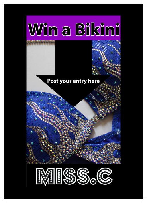 Win a Bikini!