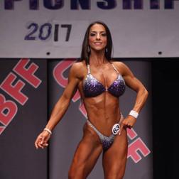 Becky Hamilton UKBFF 2018