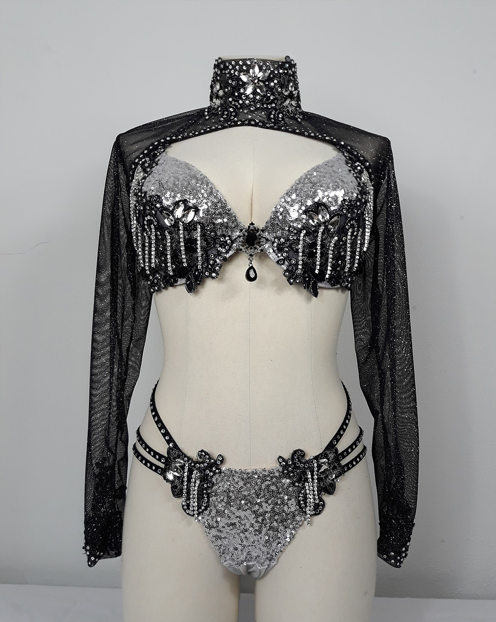 Final WBFF competition costume