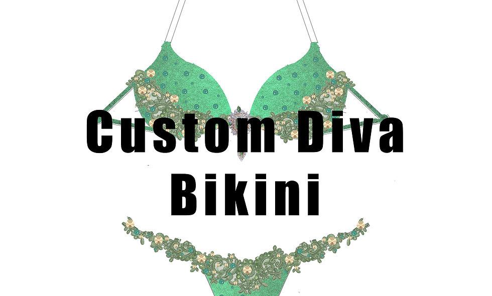 Custom Diva Bikini Deposit