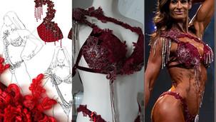 Custom Competition Bikini Design