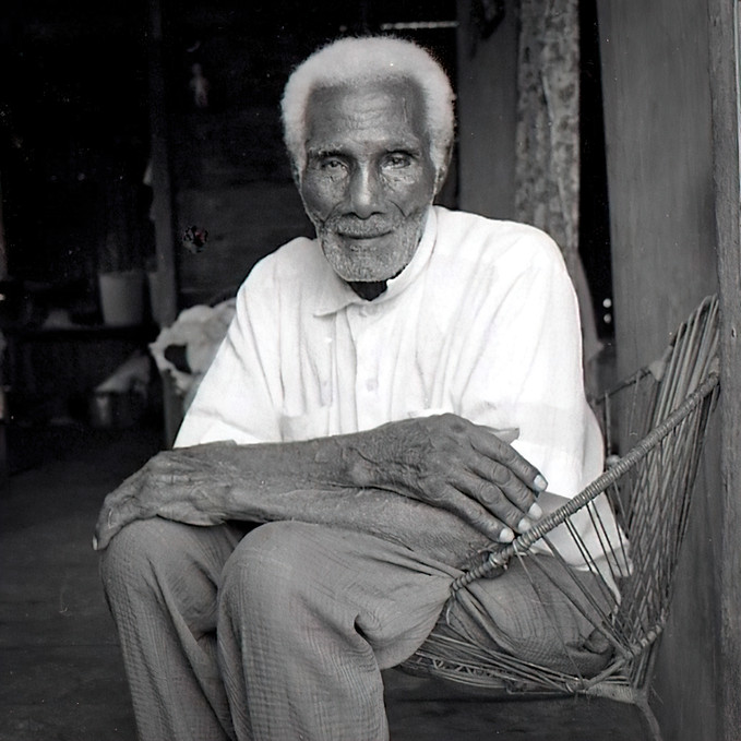 Sherman Bendless, 92, Bluefields, Nicaragua