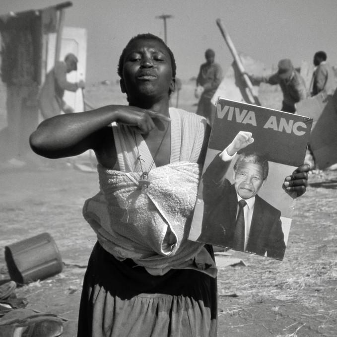 Apartheid Home Destruction, Ivory Park, South Africa