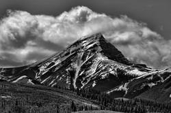 Rocky Mountain Black and White