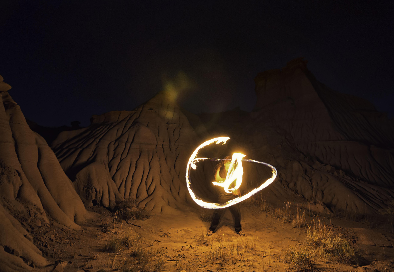FIRE TWIRLER 8