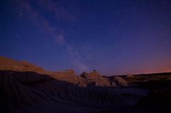 Milkyway at Sunset
