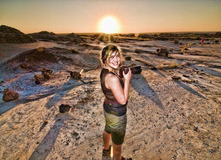 Badlands Photographer 3