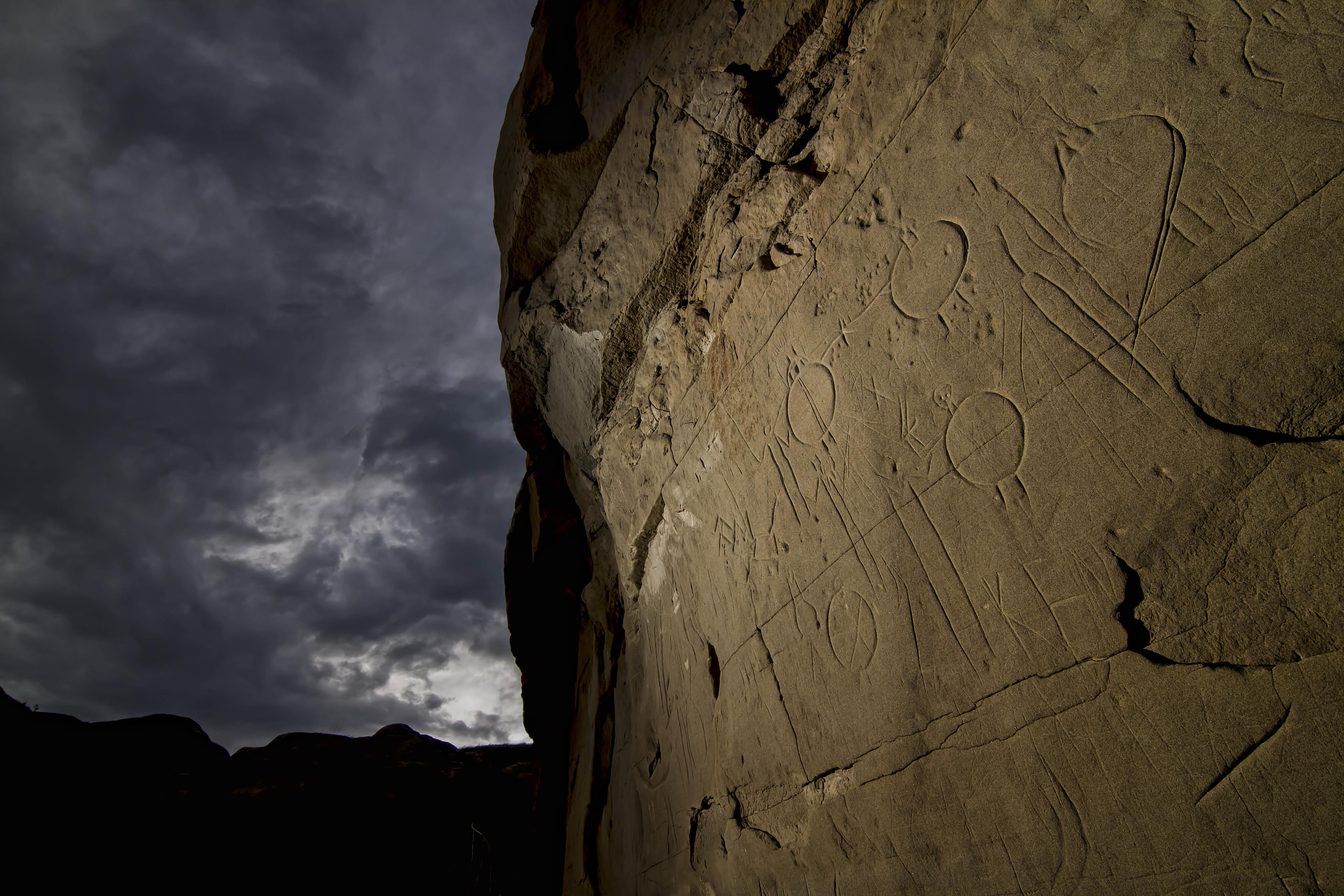 First Nations Petroglyphs 3