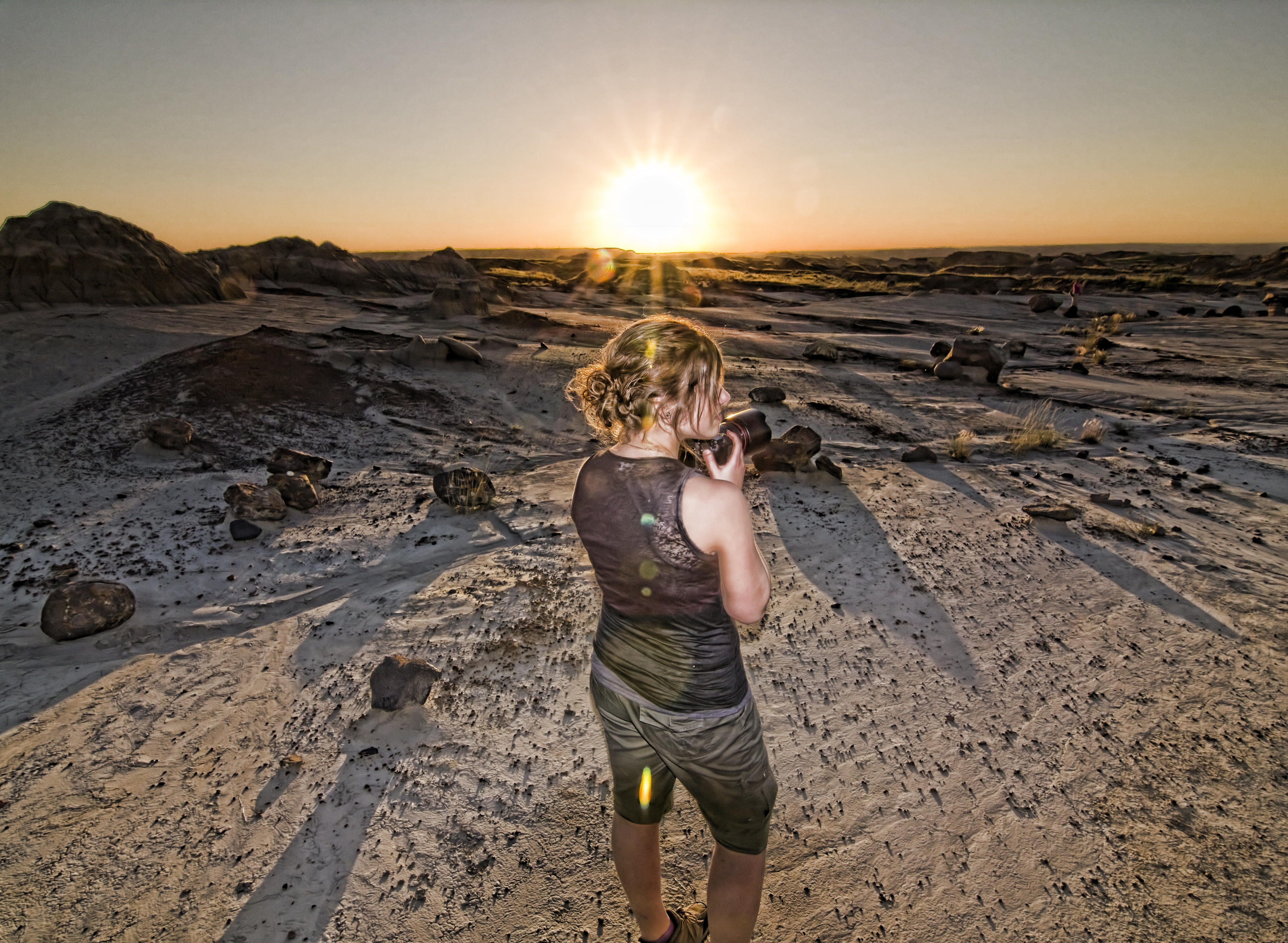 Badlands Photographer