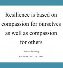 Resilience and Self-Compassion