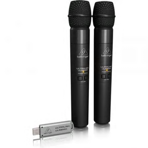 wireless handmics