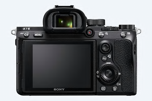 Sony A73 complete kit with 1 lens + canon adapter