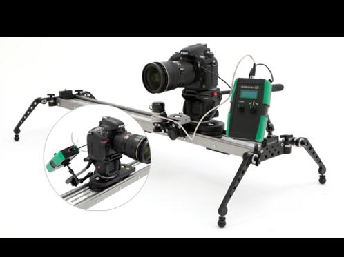 Slidecam gemotoriseerde slider 1.5M Groot formaat