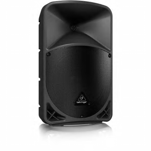 behringer 1000W active portable speaker + 2x wireless handmics