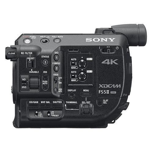 Sony FS5mk2 compact high end camera