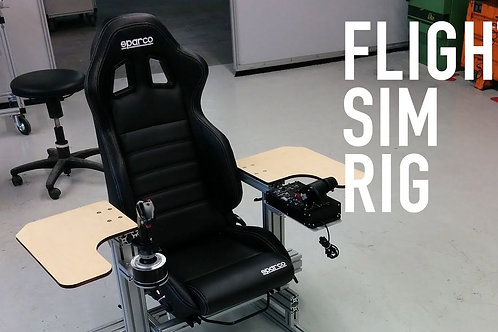 flightsimulator cockpit + Quest2 + Flightsimgames