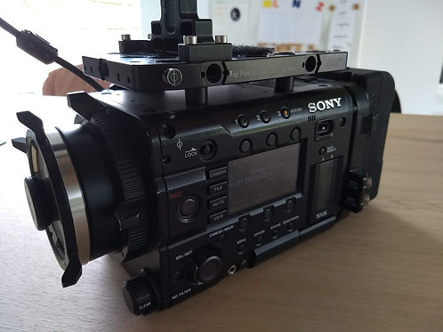 Sony-F5 inclusief LCD viewfinder DVF-L350