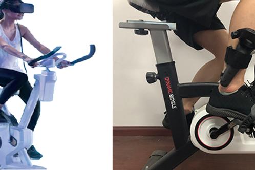 Vr hometrainer fitness