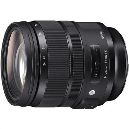 Sigma 24/70 2.8 Canon mount