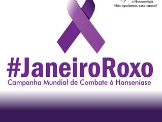 Janeiro Roxo: campanha mundial de combate a Hanseníase