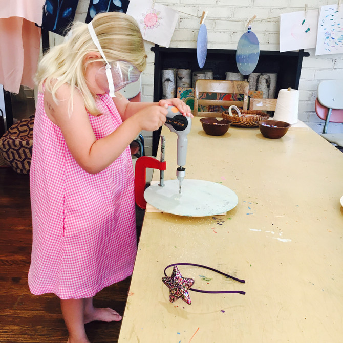 Art Meets Science Camp: Day 2