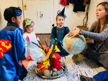 The Whole Child: Samhain Celebration