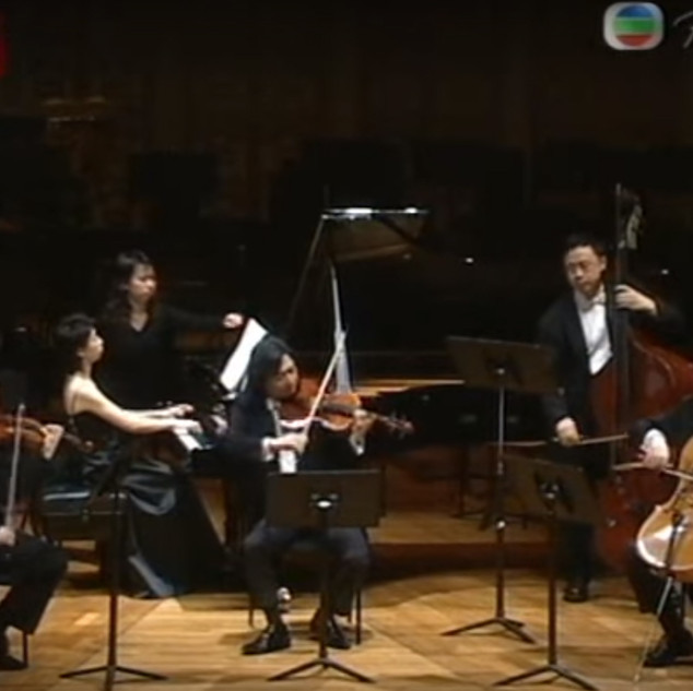 Schubert - Trout Quintet (HKPO Metamorphoses)